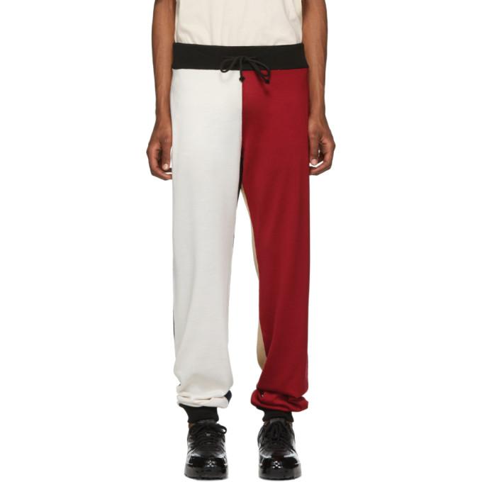 Sku Survêtement Rouge Blanc 191010m190006 Et 424Pantalon De Contrasté y7f6gb