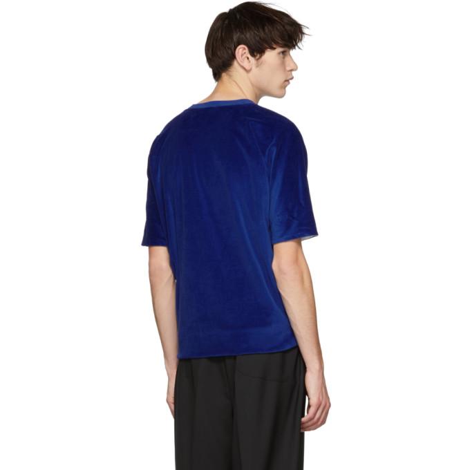 Bleu LimT Réversible Vintage 191283m213007 Sku Phillip 1 shirt 3 D9E2IH