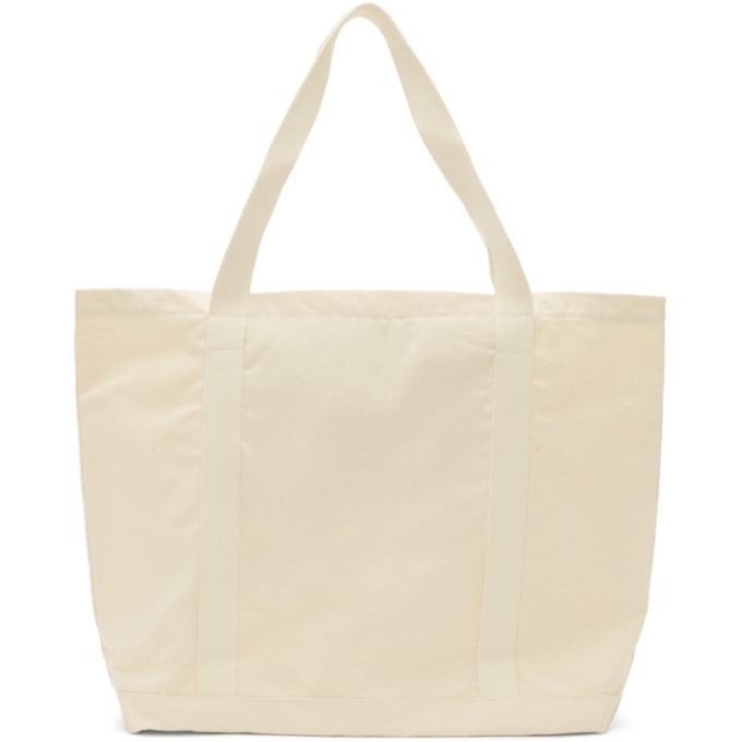 'palais Shopping Royal' Blanc Maison 191389f049013 Cassé Sku KitsunéCabas DEIH29
