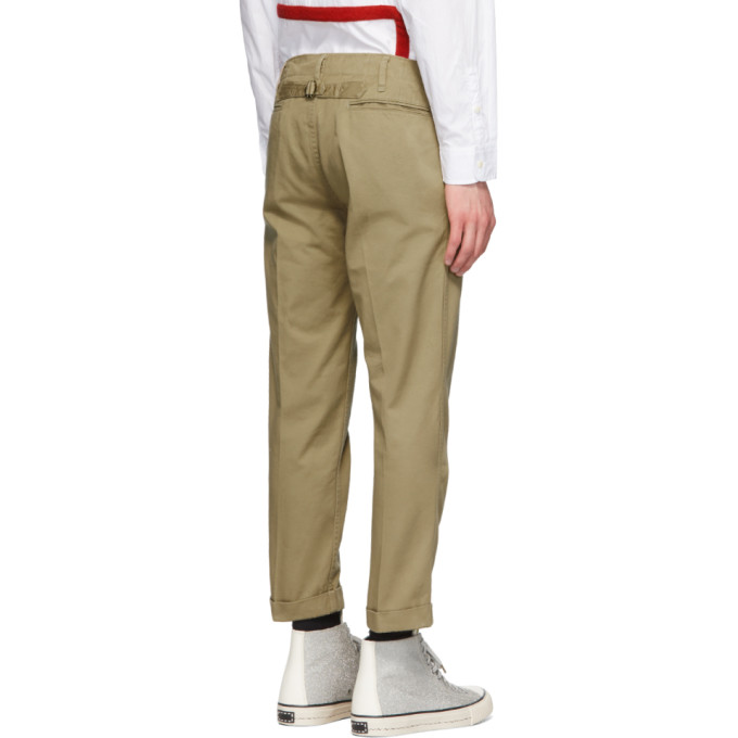 191487m191002 VisvimPantalon Chinos Water Sku Beige High lT31JcFK