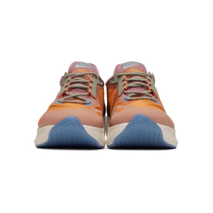 Mauves 192011m237195 Peg Street Sku Orange NikeBaskets Vapor Et qMzpSVU