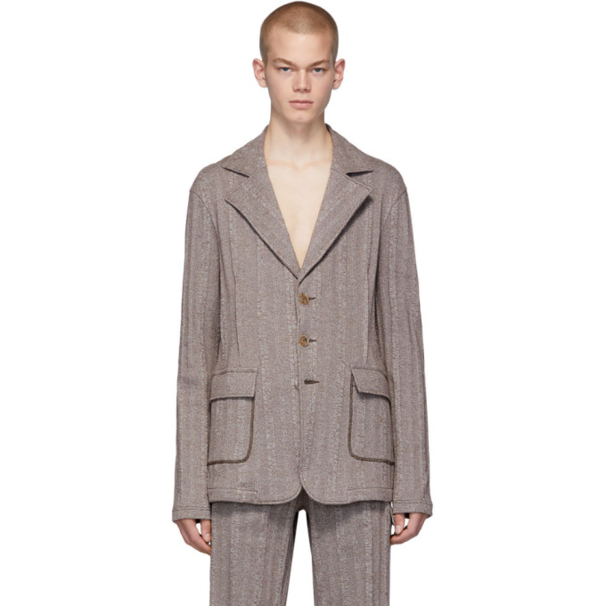Acne Brun Sku StudiosBlazer 192129m195005 Suit oQdxtshCBr