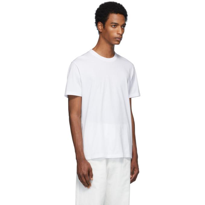 Et Sku Trois MargielaEnsemble Blanc Blancs Cassé 192168m213004 En T De shirts Maison Jersey kO8wPn0X